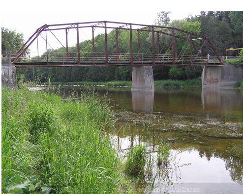 Weisenberg Iron Bridge
